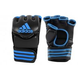 gants MMA noir / solar blue