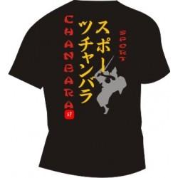 TEE SHIRT CHANBARA