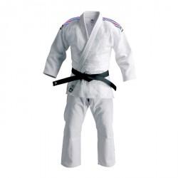 kimono J930 CHAMPION POLE(blanc)