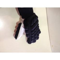 Gants cuir noir HG