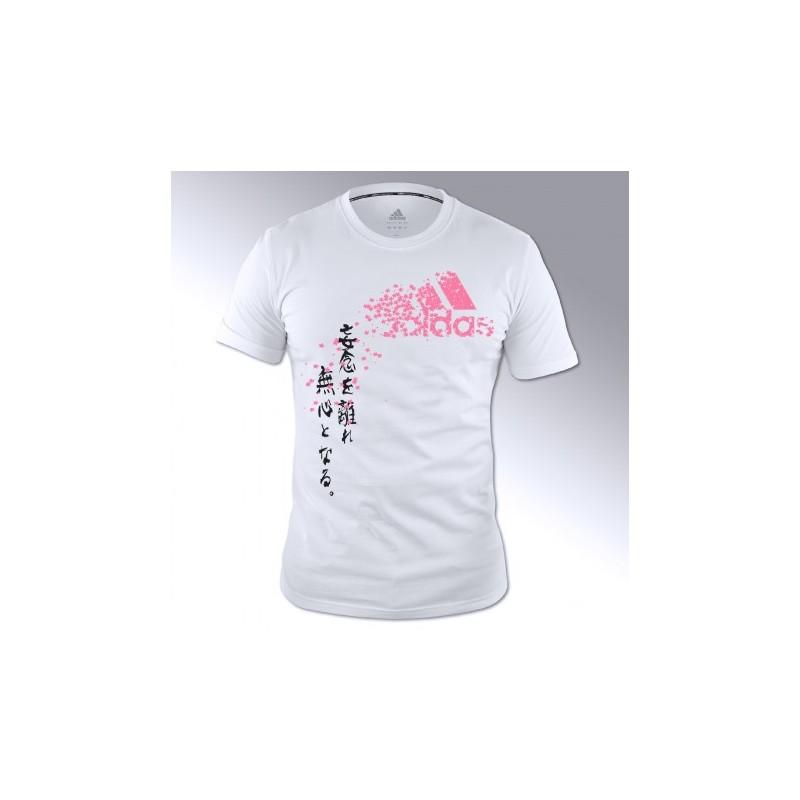 Tee Shirt adidas arts martiaux ADITSG6
