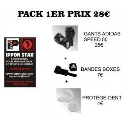 pack de boxe premier prix