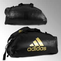 Sac à roulettes Adidas Noir/Or