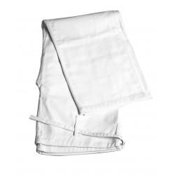 Pantalon Adidas de Judo blanc