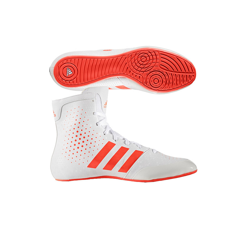 Chaussures Ko 16 2 Blancrouge Legend Boxe De Taille 40 Adidas mNwO80vn