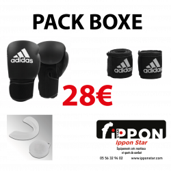 PACK BOXE IPPON STAR