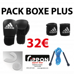 PACK BOXE PLUS IPPON STAR