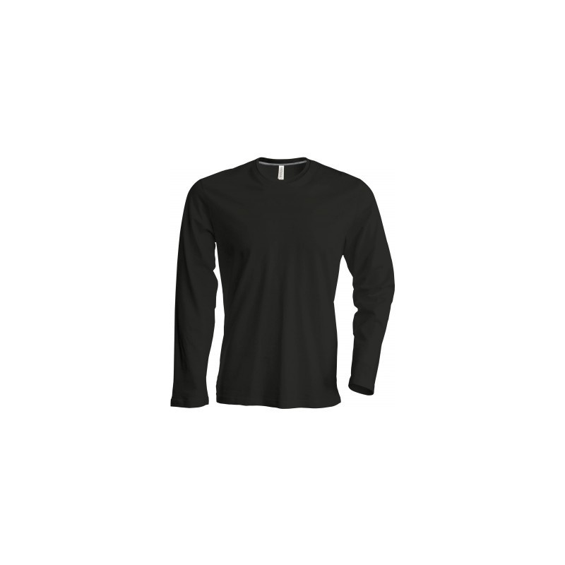 Tee-shirt  ADULTE coton manches longues